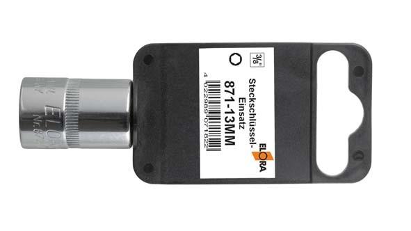 "Kunststoffaufhänger 3/8"", ELORA-870-M SB"