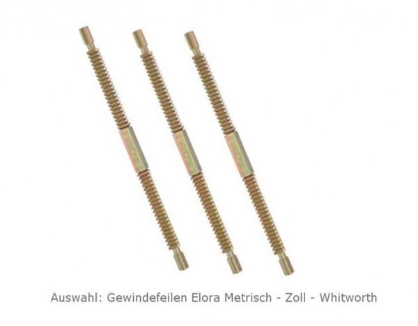 Auswahl: Gewindefeile in Zoll (SAE) - MM - Whitworth (Ww)