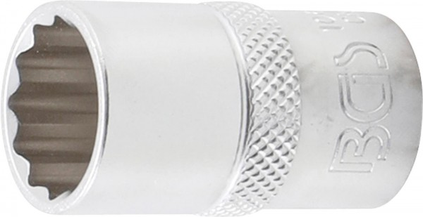 Steckschlüssel-Einsatz 12-kant, 12,5 (1/2), 16 mm