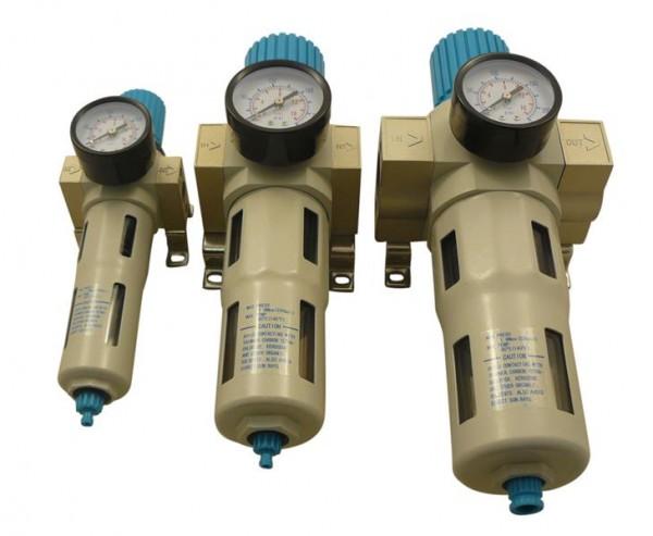 Druckluft Wasserabscheider PRO von 1/4 Zoll bis 1 Zoll / 0-16 bar