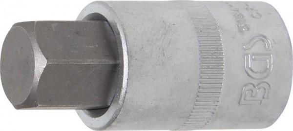 """Bit-Einsatz 1/2"""", Innen-6-kant, 17x55 mm"""