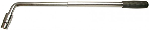 """Radmutternschlüssel, 1/2"""" Antrieb, 17+19 mm"""