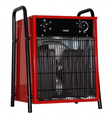 Strom Heizung extra große Ausführung 15 KW