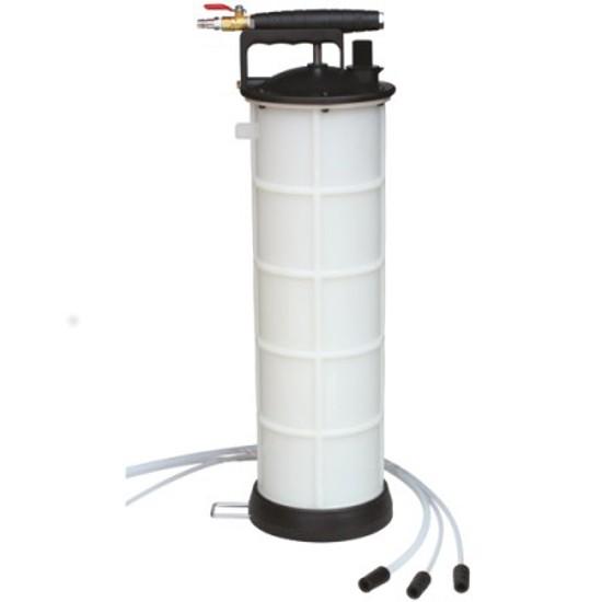 Druckluft Benzin und Öl Absaugpume 7,3 Liter