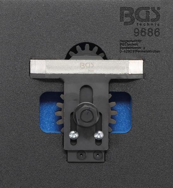 Kurbelwellen-Drehwerkzeug | Spezialwerkzeug passend für Iveco OEM 99360321