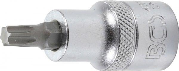 "Spezial-T-Profil-Einsatz, 1/2"", o. B., 53 mm lang, T40"