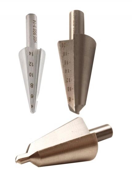 Hochleistungs Schälbohrer 3 - 30 mm