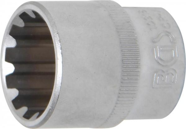 """Steckschlüssel-Einsatz """"Gear Lock"""", 3/8"""", 18 mm"""