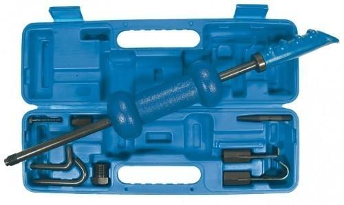 Ausbeulsatz mit Gleithammer 9 tlg. Ausbeulwerkzeug Neu
