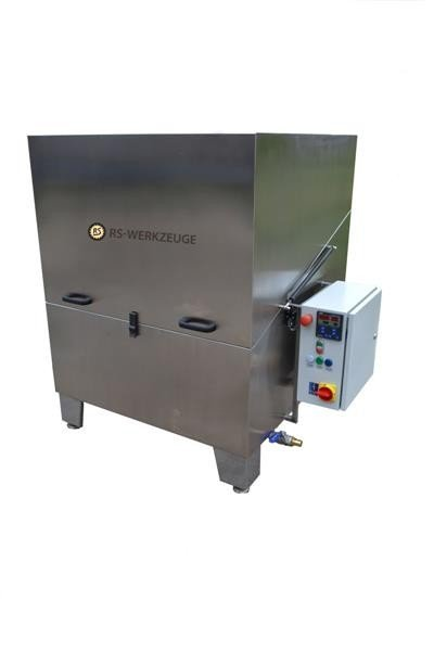 Werkstatt Teilewaschgerät / Teilewaschmaschine 200 l