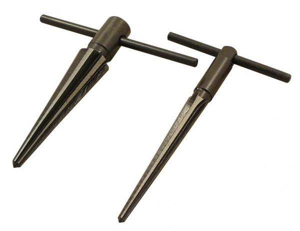 Handreibahle Set 2 tlg. Ø 3 - 22 mm | konisch