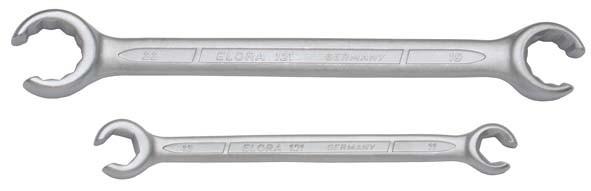 Offene Doppelringschlüssel, ELORA-121-9x11 mm