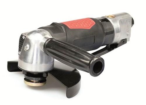 Druckluft Schleifmaschine 127mm für Topfbürsten usw.