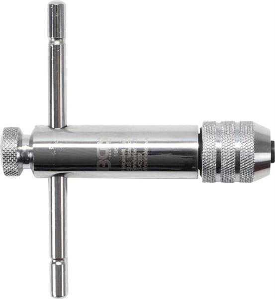 Werkzeughalter mit Knarre, für Gewindebohrer, 110 mm (M5-12)