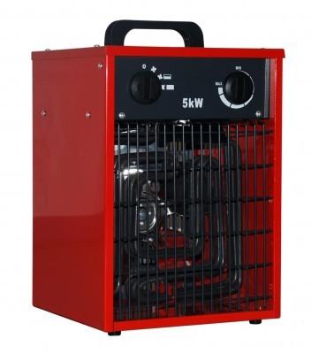 Werkstatt Elektroheizung 5-KW