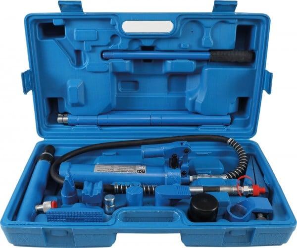 Karosserie Ausbeulsatz Hydraulisch 4 TO Ausbeul Set