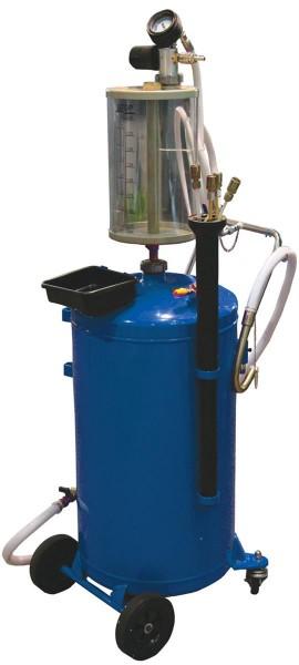 Öl-Absauggerät für Kompressor, 70 Liter