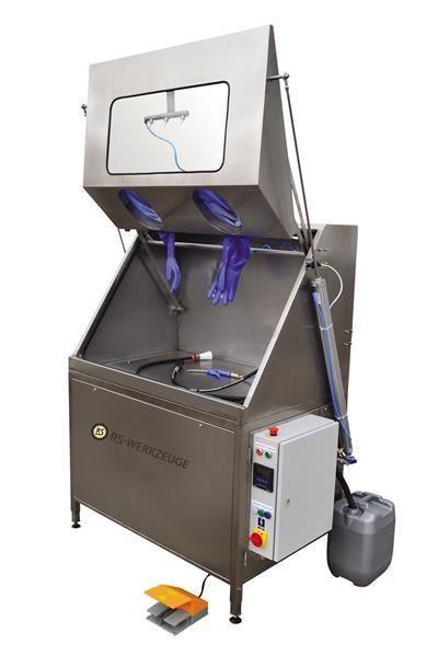 Industrie Hochdruck Teilewaschgerät HP-1200