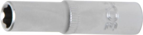 Stecknuss tief Super Lock 7mm 1/4 Zoll Antrieb
