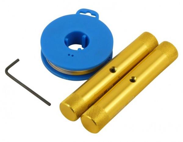 Windschutzscheiben Ausbau Werkzeug Set 4 tlg.