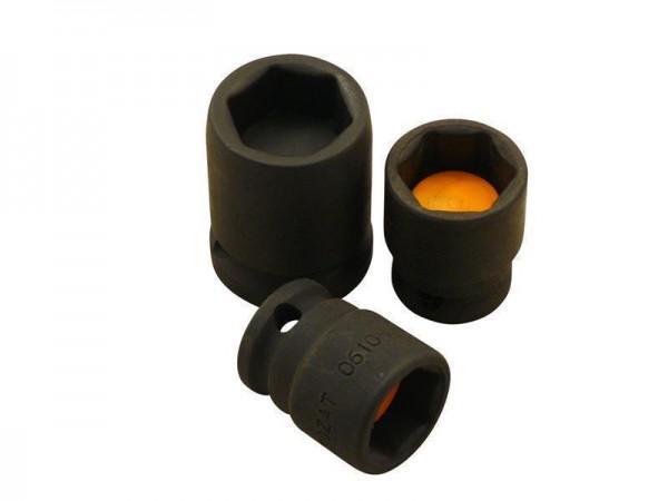 Schlagschrauber Nüsse 1/2 Zoll von 3/8 Zoll - 3/4 Zoll m. Magnet