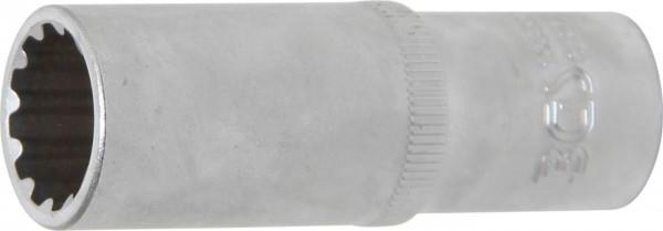 """Steckschlüssel-Einsatz """"Gear Lock"""", 3/8"""", tief, 15 mm"""