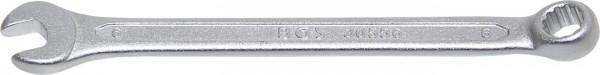 Maul-Ringschlüssel, 6 mm