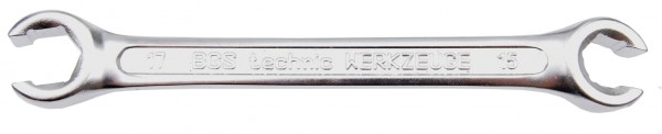 Offener Ringschlüssel, 15x17 mm