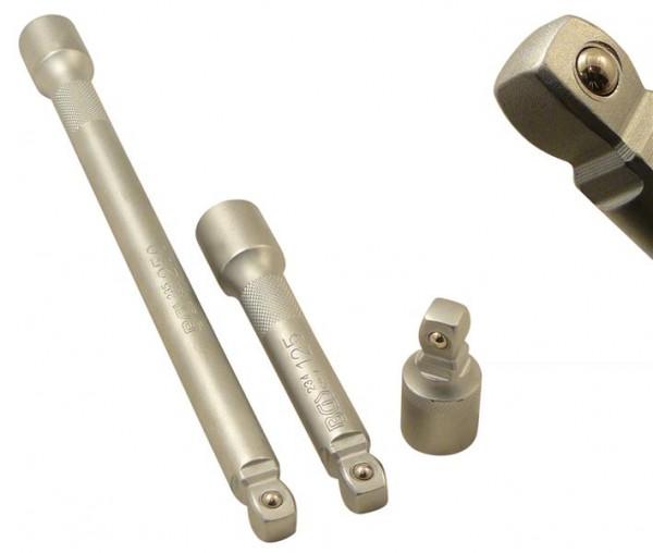 """Kippverlängerungssatz 50-125-250 mm, 1/2"""""""