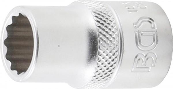 Steckschlüssel-Einsatz 12-kant, 12,5 (1/2), 13 mm