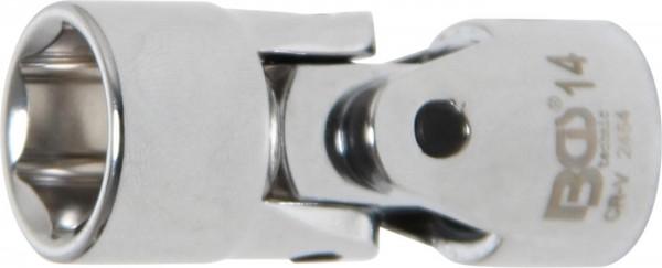 """Kardangelenk-Einsatz, 3/8"""", 14 mm"""