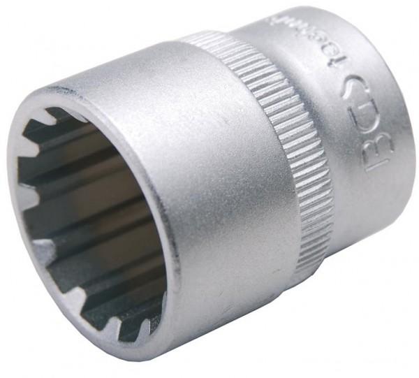 """Steckschlüssel-Einsatz """"Gear Lock"""", 3/8"""", 15 mm"""