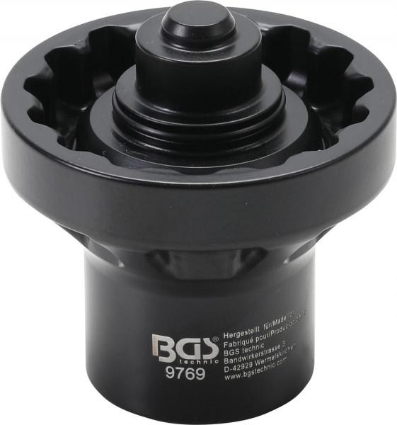 Spezial-Steckschlüssel-Einsatz | für Porsche 911 (991) | Radschrauben mit Zentralverschluss