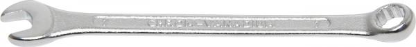 Maulringschlüssel, 7 mm