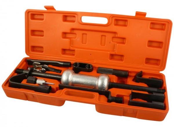 Ausbeulwerkzeug 11 tlg. mit 3 Kg Gleithammer