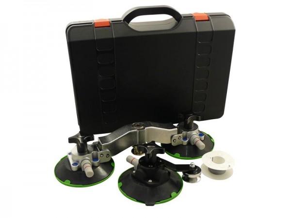 Ausglas-Werkzeug Set 3 tlg. Profi KFZ Scheiben Ausbauwerkzeug
