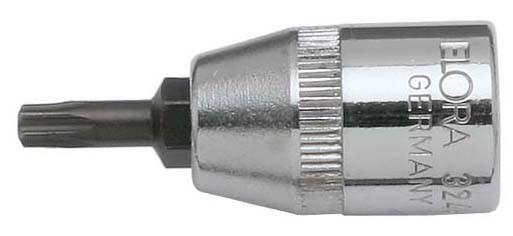 """Schraubendreher-Einsatz 3/8"""", TORX®, ELORA-3244-TTX 45"""
