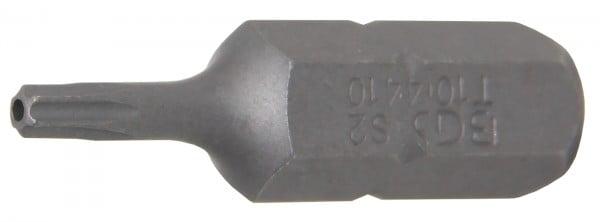 """T10 Bit mit Bohrung, 30 mm lang, 5/16"""" Antrieb"""