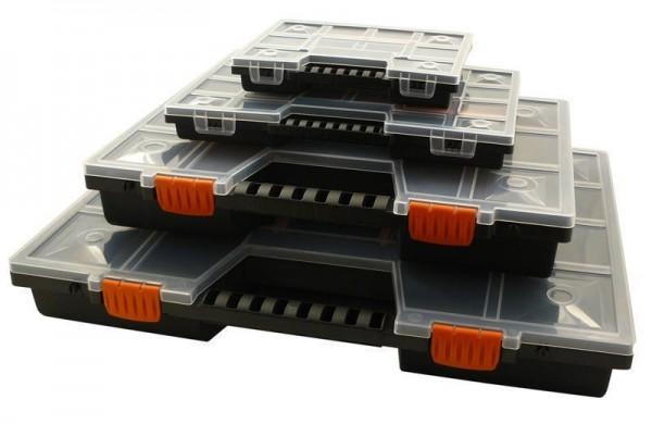 Organizer / Sortimentskästen von 155x195 mm bis 490x390 mm
