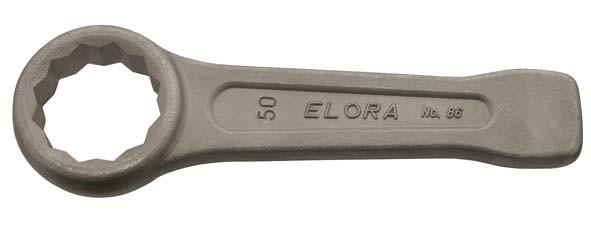 "Schwere Schlagringschlüssel, ELORA-86-27 mm / 1.1/16""AF"