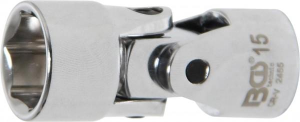 """Kardangelenk-Einsatz, 3/8"""", 15 mm"""