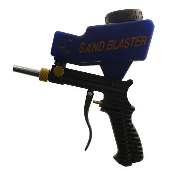 Druckluft Sandstrahlpistole mit 5 mm Düse