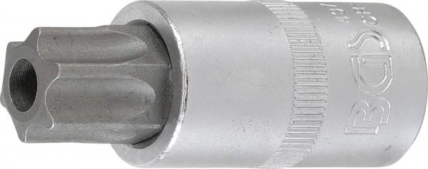 """Bit-Einsatz 1/2"""", T-Profil m. Bohrung T70"""
