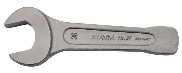 Schwere Schlagmaulschlüssel, ELORA-87-75 mm