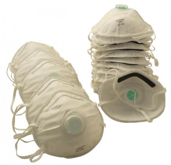 20 x Atemschutzmaske ffp2 mit Ventil