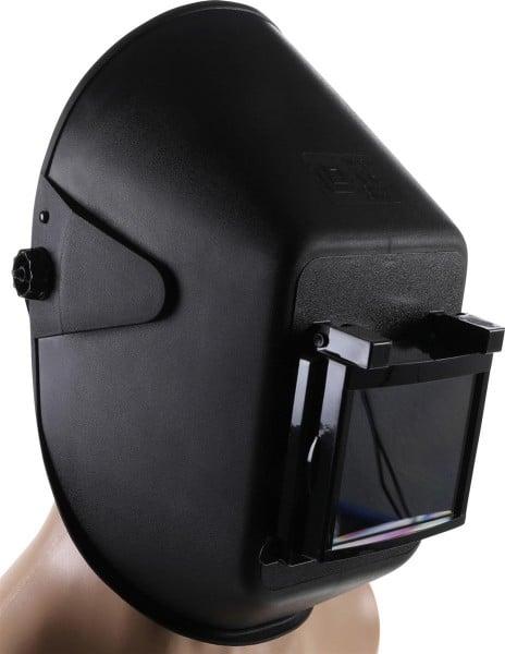 Schweißhelm, Schweißschild Schutzglas DIN 11