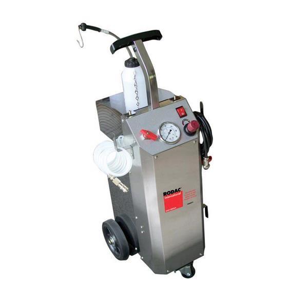 Bremsenentlüftungsgerät elektrisch Rodac 5 ltr.