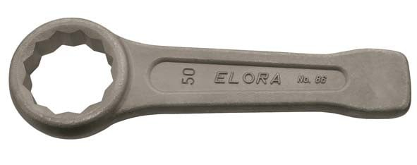 "Schwere Schlagringschlüssel, ELORA-86-41 mm / 1.5/8""AF"