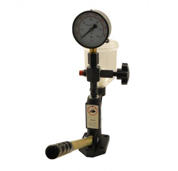Diesel Einspritzdüsen Tester / Prüfgerät Set bis 600 bar
