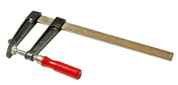 Schraubzwinge, einfache Ausführung, 120x300 mm